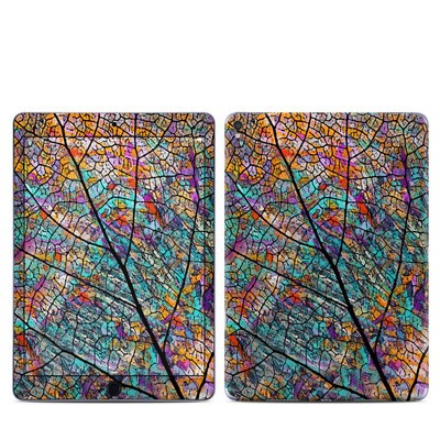 Apple iPad Pro 9.7 Skin - Stained Aspen