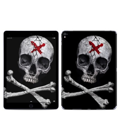 Apple iPad Pro 9.7 Skin - Stigmata Skull