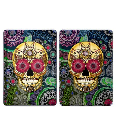 Apple iPad Pro 9.7 Skin - Sugar Skull Paisley