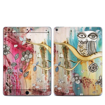 Apple iPad Pro 9.7 Skin - Surreal Owl