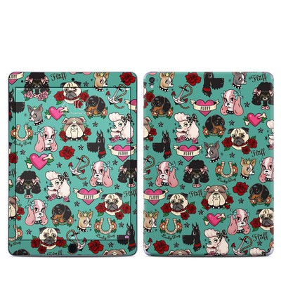 Apple iPad Pro 9.7 Skin - Tattoo Dogs