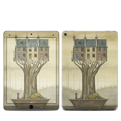 Apple iPad Pro 9.7 Skin - Terraced Houses