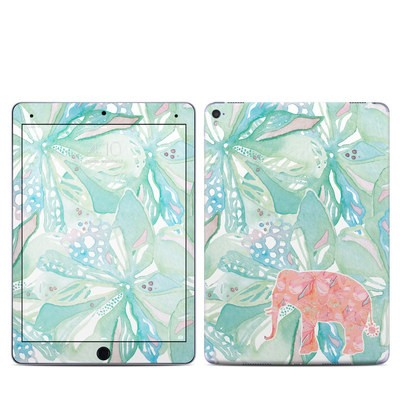 Apple iPad Pro 9.7 Skin - Tropical Elephant