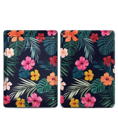 Apple iPad Pro 9.7 Skin - Tropical Hibiscus