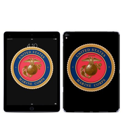Apple iPad Pro 9.7 Skin - USMC Black