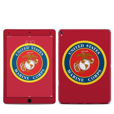 Apple iPad Pro 9.7 Skin - USMC Red