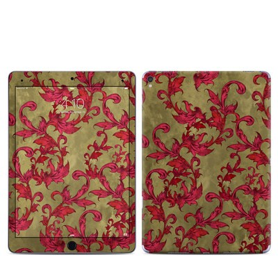 Apple iPad Pro 9.7 Skin - Vintage Scarlet