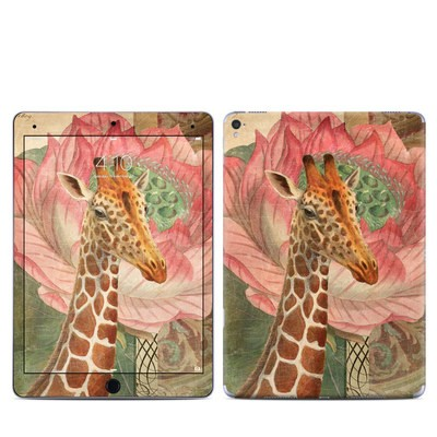Apple iPad Pro 9.7 Skin - Whimsical Giraffe