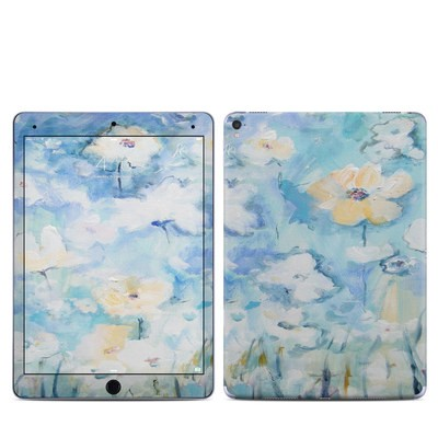 Apple iPad Pro 9.7 Skin - White & Blue