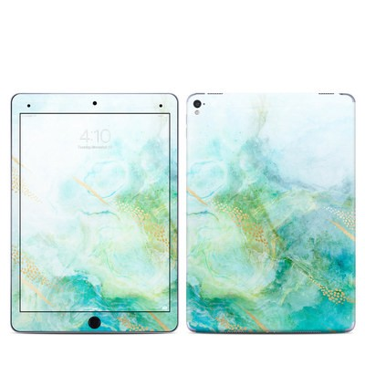 Apple iPad Pro 9.7 Skin - Winter Marble