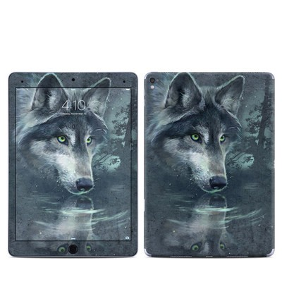 Apple iPad Pro 9.7 Skin - Wolf Reflection
