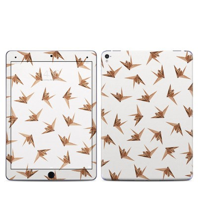 Apple iPad Pro 9.7 Skin - Wood Origami