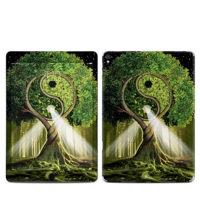 Apple iPad Pro 9.7 Skin - Yin Yang Tree