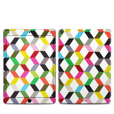 Apple iPad Pro 9.7 Skin - Ziggy Cube