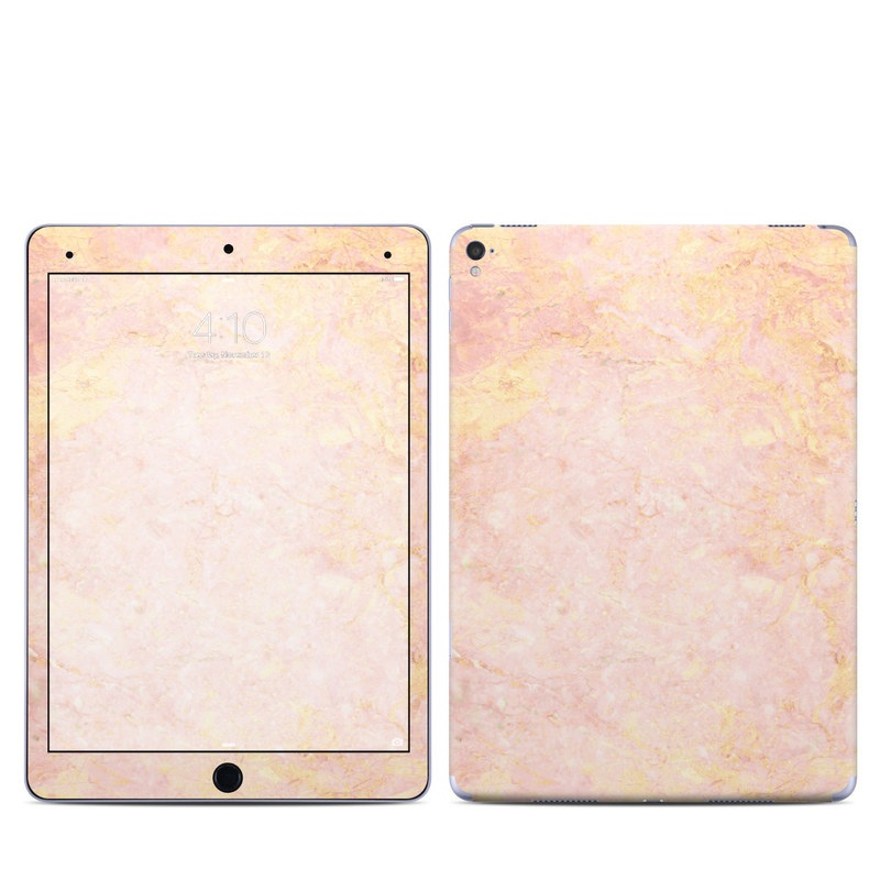 Apple Ipad Pro 9 7 Skin Rose Gold Marble By Marble Collection