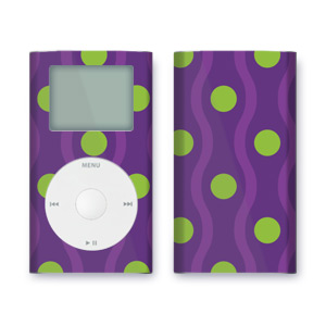 iPod mini Skin - Atomic