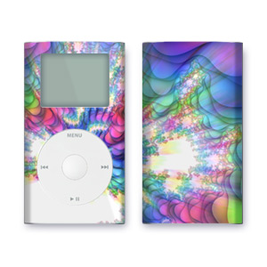 iPod mini Skin - Flashback