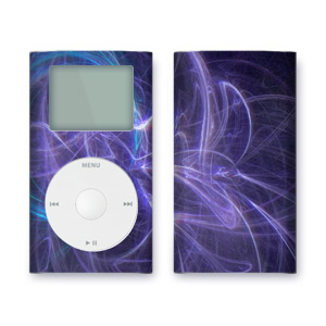 iPod mini Skin - Flux