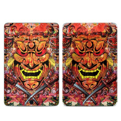 Apple iPad Mini 4 Skin - Asian Crest