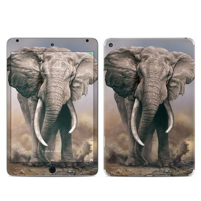 Apple iPad Mini 4 Skin - African Elephant