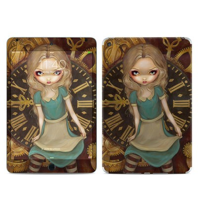 Apple iPad Mini 4 Skin - Alice Clockwork