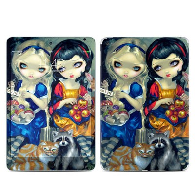 Apple iPad Mini 4 Skin - Alice & Snow White