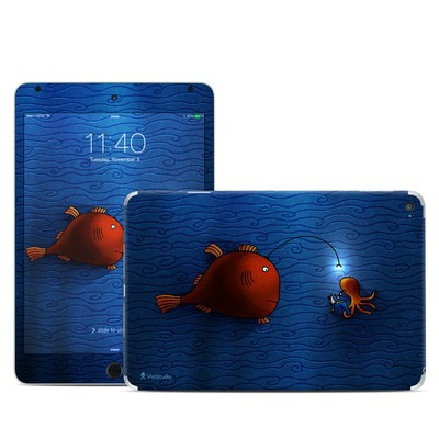 Apple iPad Mini 4 Skin - Angler Fish
