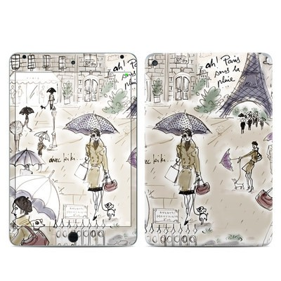 Apple iPad Mini 4 Skin - Ah Paris