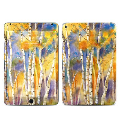Apple iPad Mini 4 Skin - Aspens