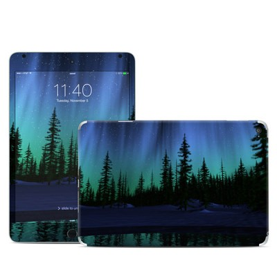 Apple iPad Mini 4 Skin - Aurora