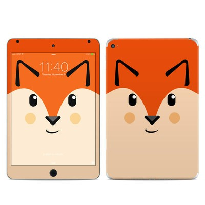 Apple iPad Mini 4 Skin - Autumn the Fox