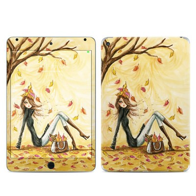 Apple iPad Mini 4 Skin - Autumn Leaves
