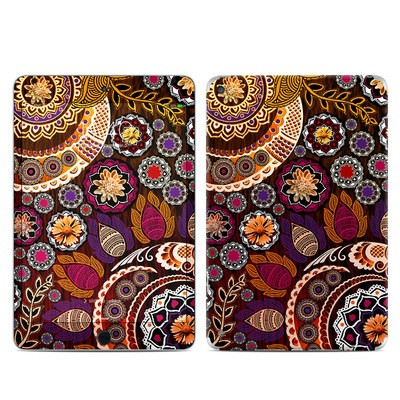 Apple iPad Mini 4 Skin - Autumn Mehndi