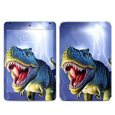 Apple iPad Mini 4 Skin - Big Rex