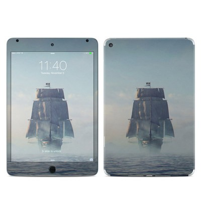 Apple iPad Mini 4 Skin - Black Sails