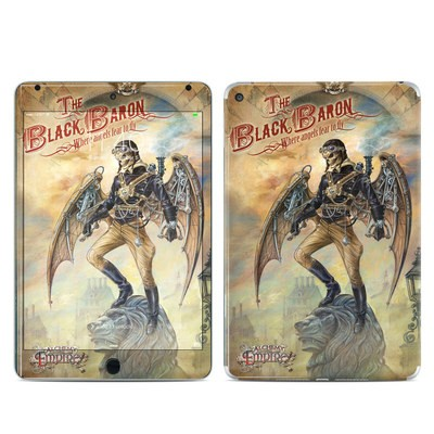 Apple iPad Mini 4 Skin - The Black Baron