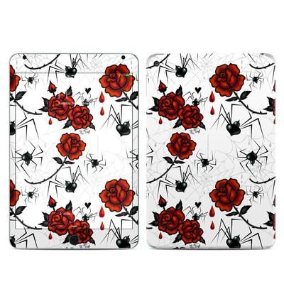 Apple iPad Mini 4 Skin - Black Widows