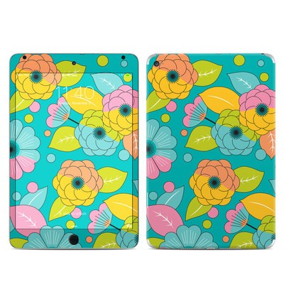 Apple iPad Mini 4 Skin - Blossoms