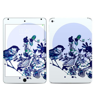 Apple iPad Mini 4 Skin - Bluebird