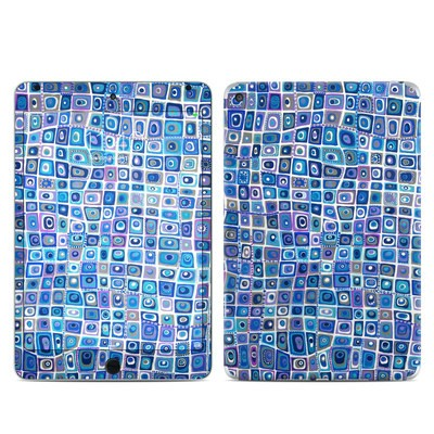 Apple iPad Mini 4 Skin - Blue Monday
