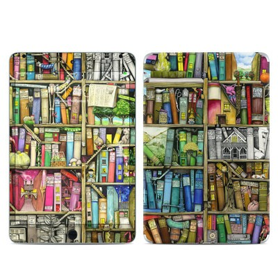 Apple iPad Mini 4 Skin - Bookshelf