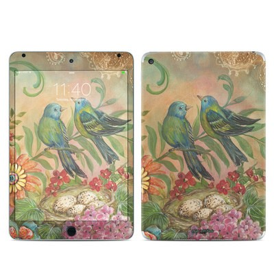 Apple iPad Mini 4 Skin - Splendid Botanical