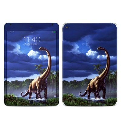 Apple iPad Mini 4 Skin - Brachiosaurus