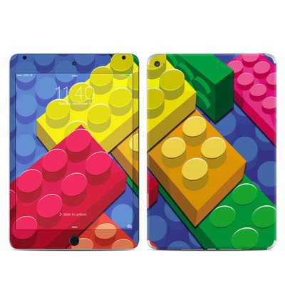 Apple iPad Mini 4 Skin - Bricks