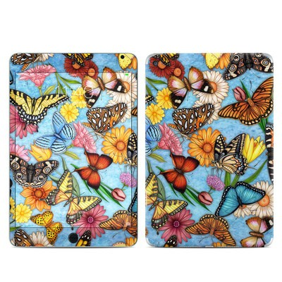 Apple iPad Mini 4 Skin - Butterfly Land
