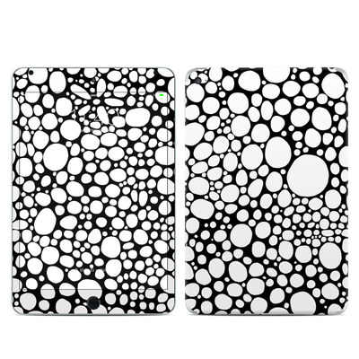 Apple iPad Mini 4 Skin - BW Bubbles