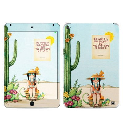 Apple iPad Mini 4 Skin - Cactus