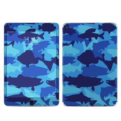 Apple iPad Mini 4 Skin - Camo Fish