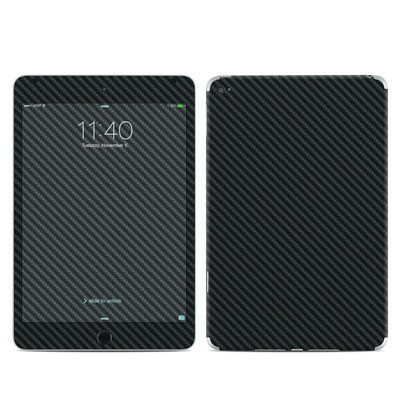 Apple iPad Mini 4 Skin - Carbon