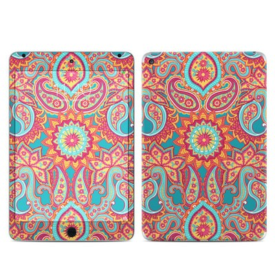 Apple iPad Mini 4 Skin - Carnival Paisley